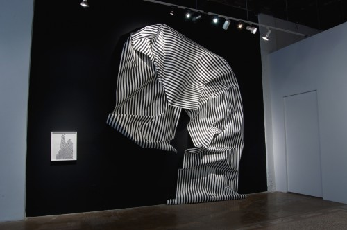 Installation view, 2010