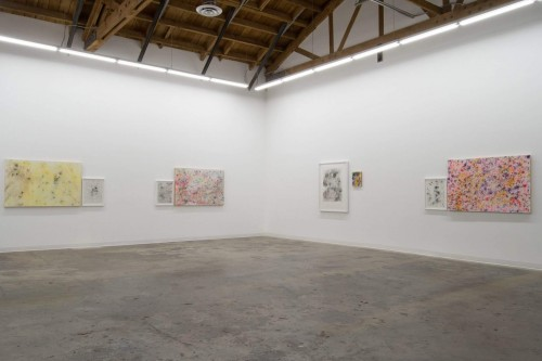install at CB1 Gallery, 2016